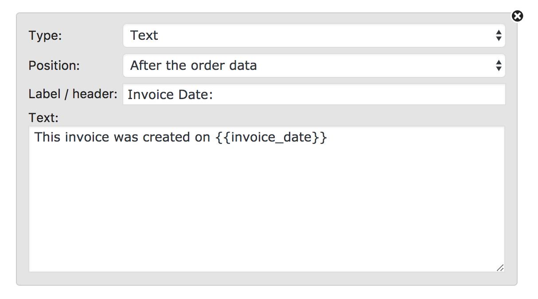 Wcmp Pdf Invoice Documentation Setup microsoft word ticket templates